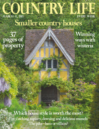 Country Life 11th March 2015