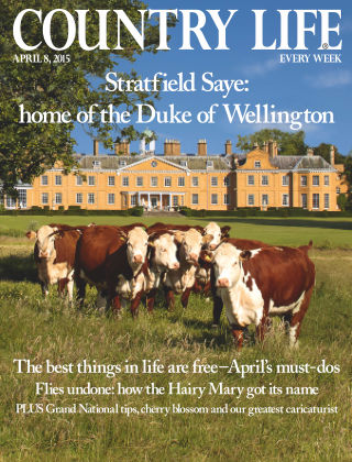 Country Life 8th April 2015