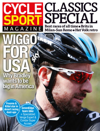 Cycle Sport Magazine May 2014