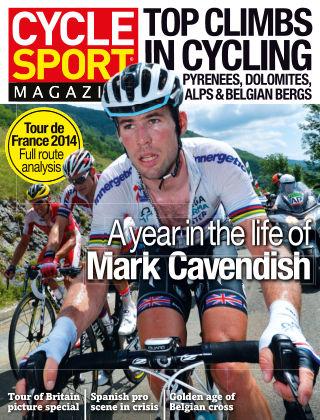 Cycle Sport Magazine January 2014