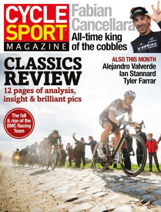 Cycle Sport Magazine July 2014