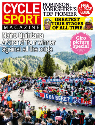 Cycle Sport Magazine August 2014