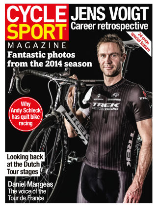 Cycle Sport Magazine January 2015