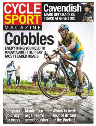 Cycle Sport Magazine February 2015