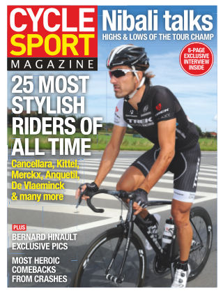 Cycle Sport Magazine March 2015