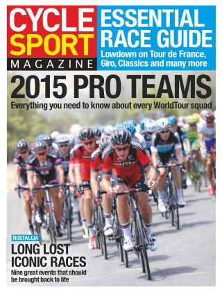 Cycle Sport Magazine April 2015