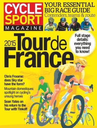 Cycle Sport Magazine Summer 2015