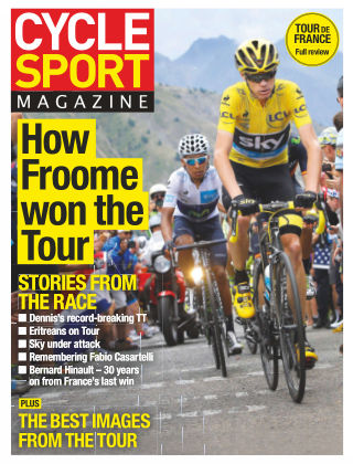 Cycle Sport Magazine September 2015