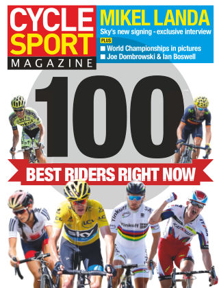 Cycle Sport Magazine December 2015