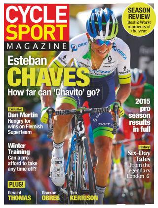 Cycle Sport Magazine January 2016
