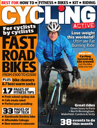 Cycling Active April 2014