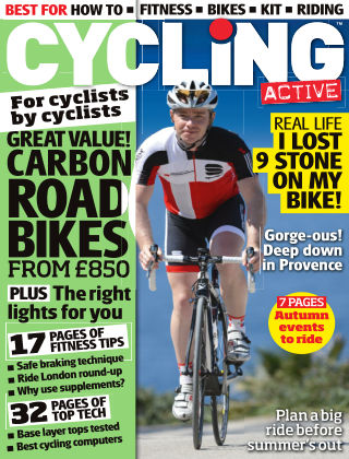 Cycling Active October 2013