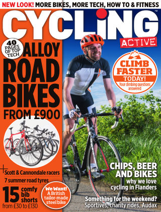 Cycling Active July 2014