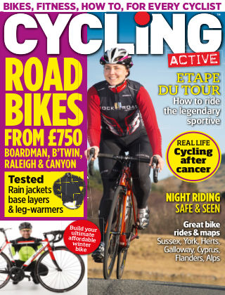 Cycling Active December 2014