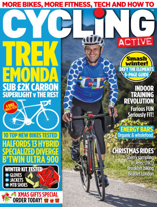 Cycling Active January 2015