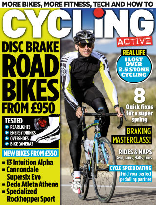 Cycling Active March 2015