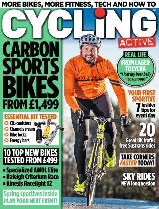 Cycling Active April 2015