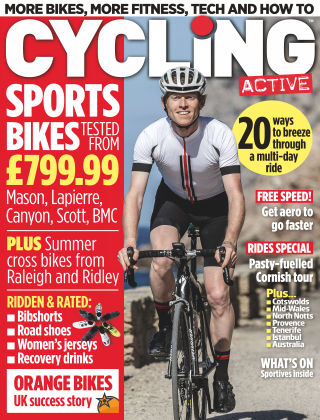 Cycling Active September 2015