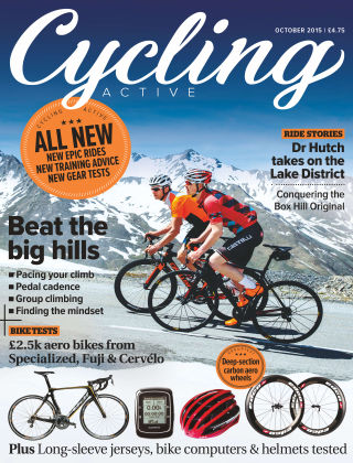 Cycling Active October 2015