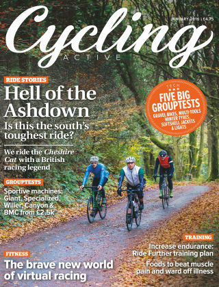 Cycling Active January 2016