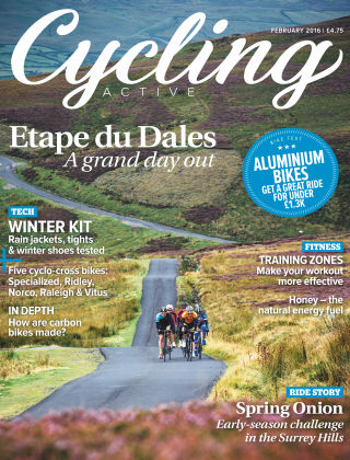 Cycling Active February 2016