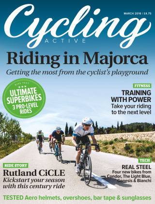 Cycling Active March 2016