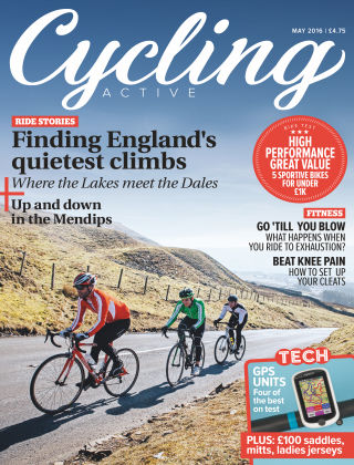 Cycling Active June 2016