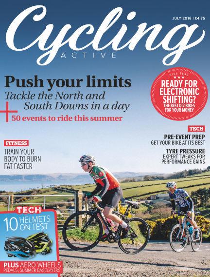 Cycling Active May 18, 2016 00:00
