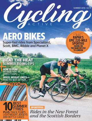 Cycling Active Summer 2016