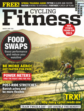 Cycling Fitness Spring 2015