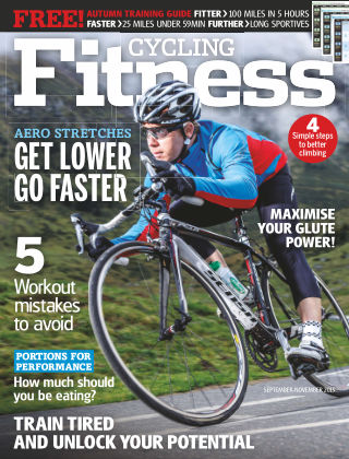 Cycling Fitness Autumn 2015