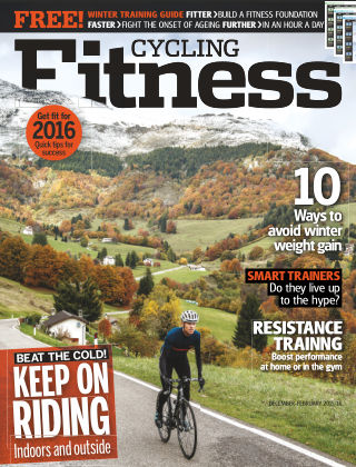 Cycling Fitness Winter 2015