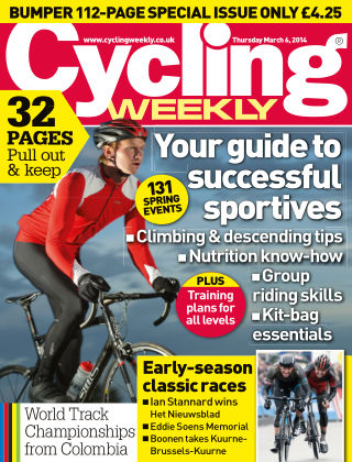 Cycling Weekly 6th March 2014