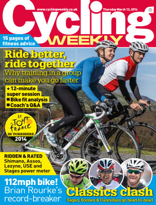 Cycling Weekly 13th March 2014