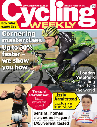 Cycling Weekly 20th March 2014