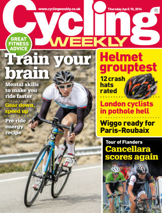 Cycling Weekly 10th April 2014