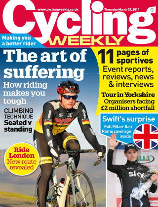 Cycling Weekly 27th March 2014