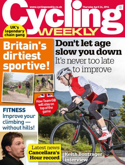 Cycling Weekly May 01, 2014 00:00