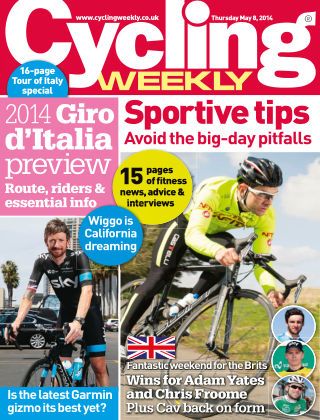 Cycling Weekly 8th May 2014