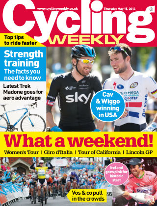 Cycling Weekly 15th May 2014