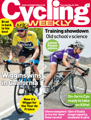 Cycling Weekly 22nd May 2014