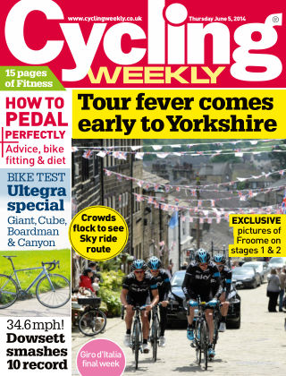 Cycling Weekly 5th June 2014