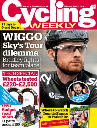 Cycling Weekly 12th June 2014