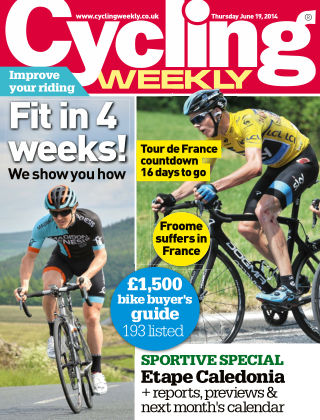 Cycling Weekly 19th June 2014