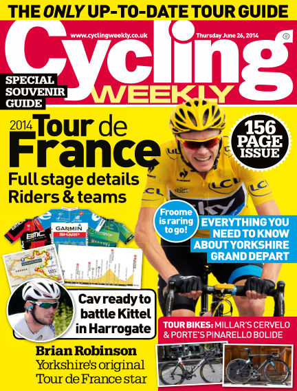 Cycling Weekly July 03, 2014 00:00