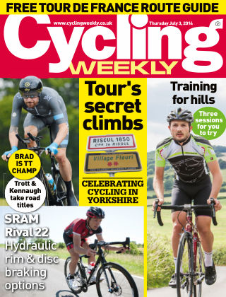 Cycling Weekly 3rd July 2014