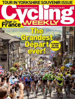 Cycling Weekly 10th July  2014