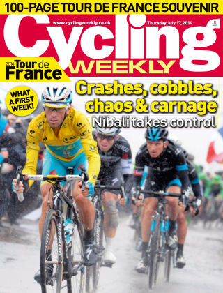 Cycling Weekly 17th July 2014