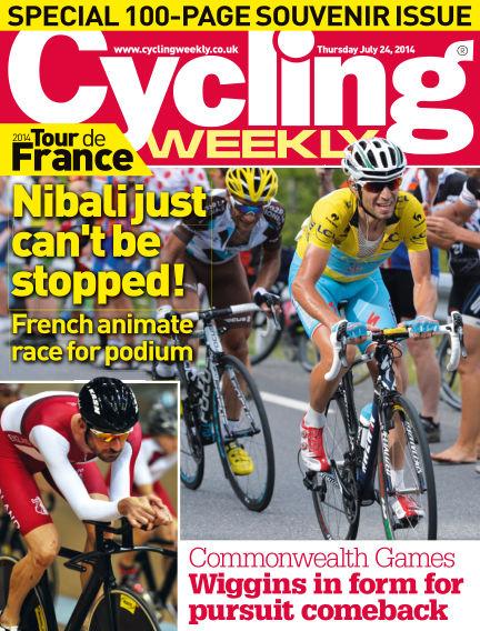 Cycling Weekly July 31, 2014 00:00