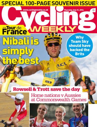 Cycling Weekly 31st July 2014
